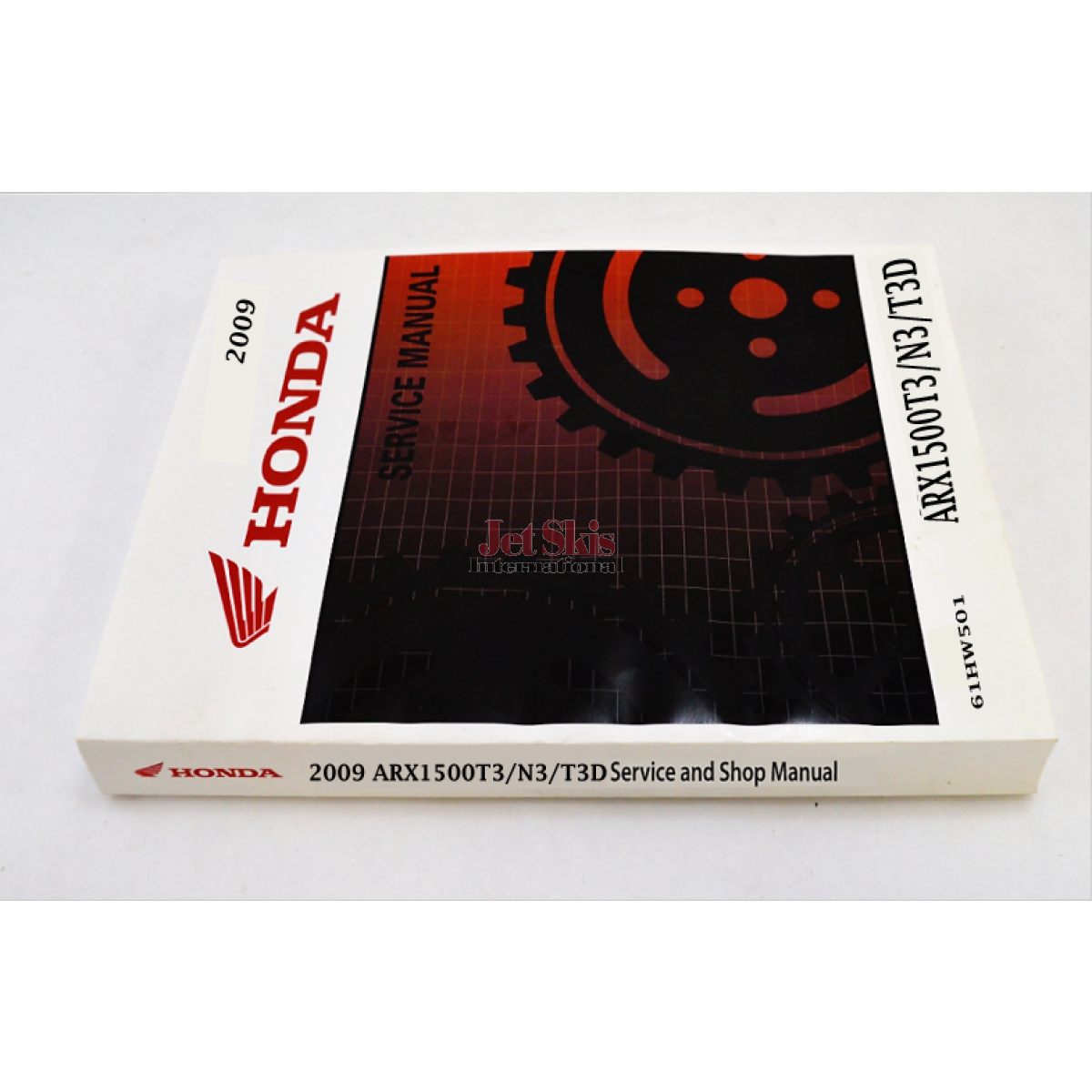 ... 2009 F15, F15X Complete Repair Manual 61HW501