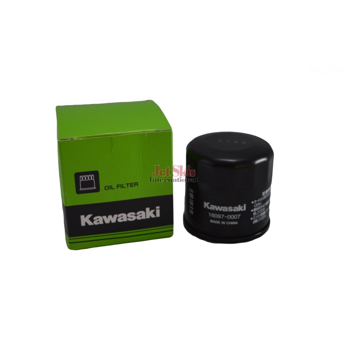 Kawasaki Zoil Filter