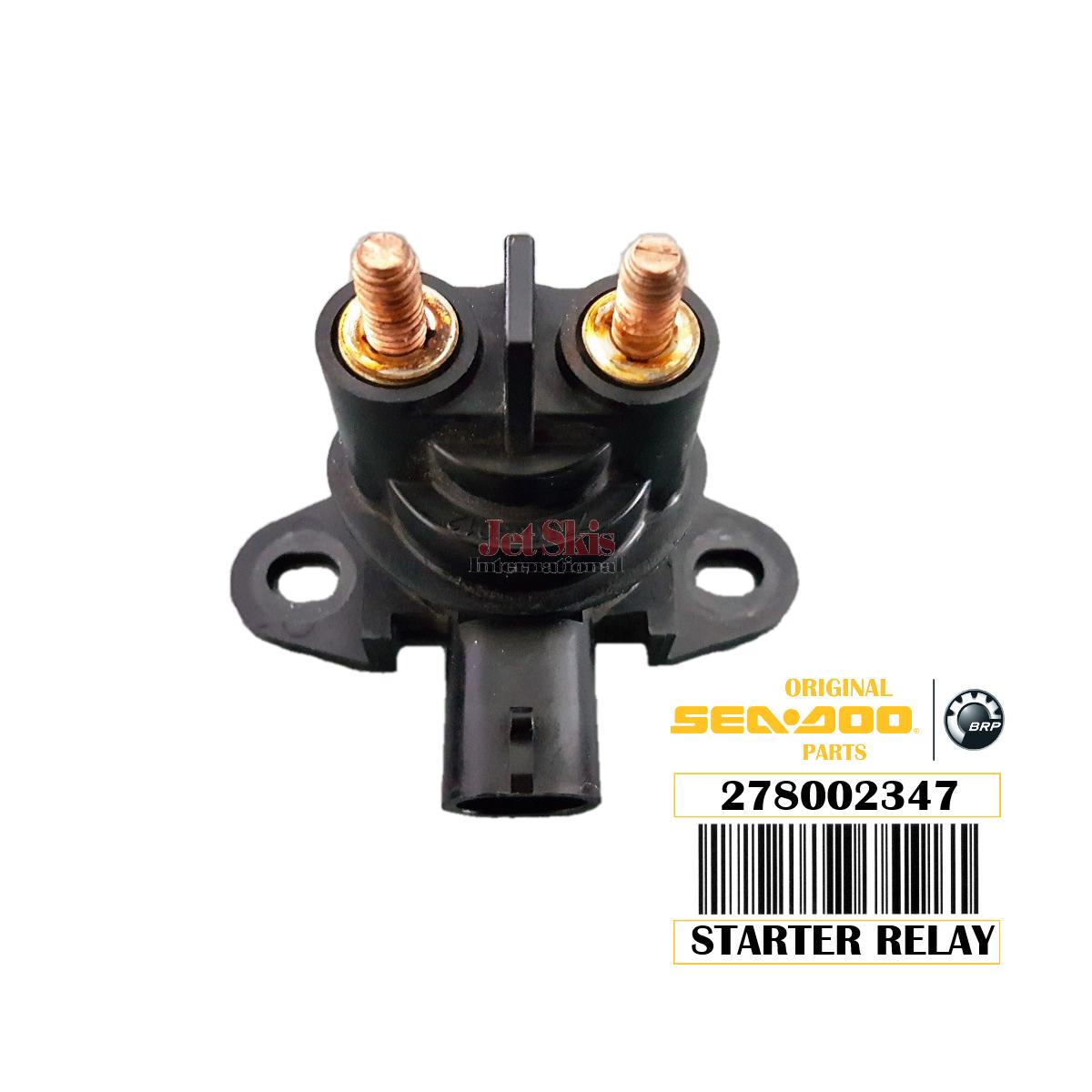 sea doo oem 278003012 starter relay | jet skis international sea doo  starter relay solenoid wiring simplicity starter solenoid wiring diagram