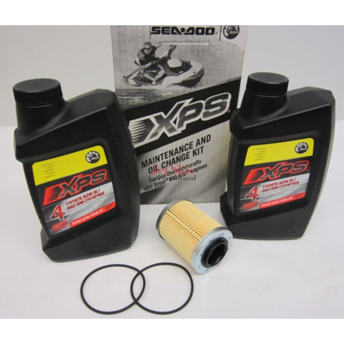 Sea-Doo BRP OEM XPS Oil Change & Filter Kit Spark Ace 900 PWC 295501138