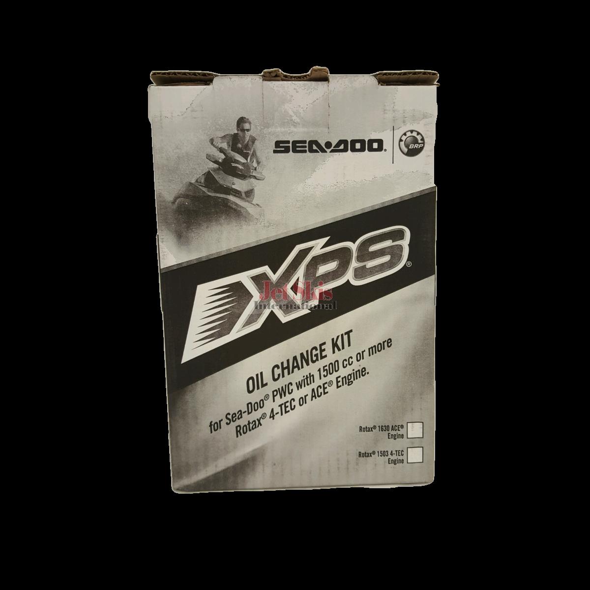 Kawasaki Ultra R Supercharger Oil Change