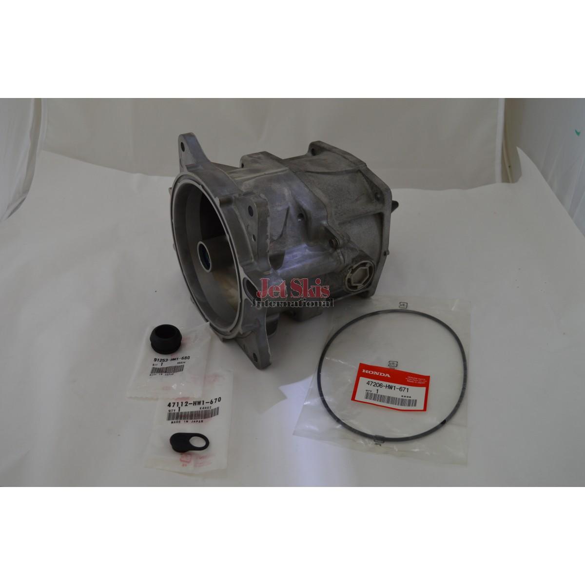Honda Aquatrax ARX1200N3 F12 Jet Pump Rebuild Service 2005-2007 Only