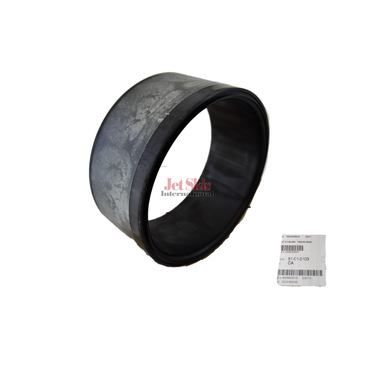 Sea Doo Wear Ring 271000290 For Jet Boats And Sea Doo Watercraft Jet Skis International