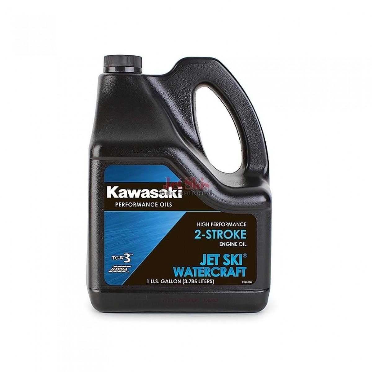 W61020 305 2 Stroke Jet SkiR Watercraft Oil By Kawasaki