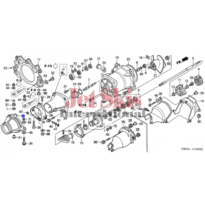 2000 Honda Passport Serpentine Belt on 1997 honda civic electrical wiring diagram