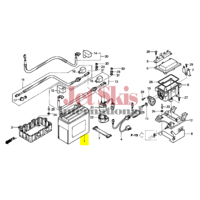 2005 Honda F 12x Turbo Wiring Diagram