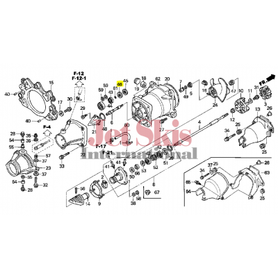 2005 honda aquatrax parts wiring diagram for car engine 371053404976 furthermore water scooters further honda aquatrax manual also honda aquatrax parts diagram together honda