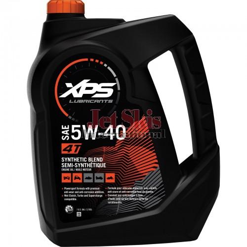 779134 XPS 4-Stroke 5W-40 Engine Oil