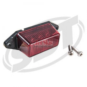 LED Clearance Lights red 1 x 3.13