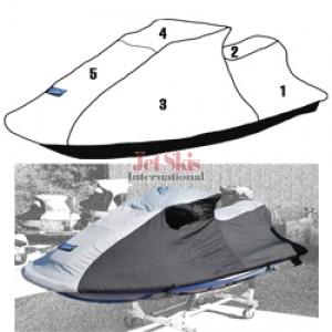 SEA DOO GTX/GTI/GTX LTD/GTX RFI/GTX DI STORAGE COVER 1997-2002 (EXCEPT 2002 4TEC) 111WS102-C