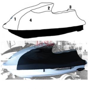 YAMAHA XL 1200 LTD/XL 800/XL 1200/XLT 800/XLT 1200 STORAGE COVER 111WS400-C