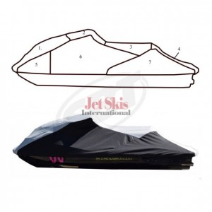 SEA DOO RXT-X 260/GTR-X STORAGE COVER 111WS116-C