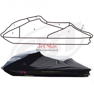 SEA DOO RXP-X 260/300 STORAGE COVER 111WS116