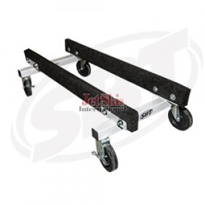 PWC Shop Cart - 12 high x 18 Bunk Centers with 6 Wheels