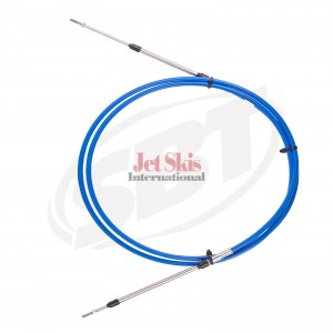 KAWASAKI 650 SC STEERING CABLE 26-3209