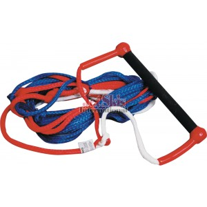 DELUXE ADJUSTABLE SKI ROPE 45- 60'