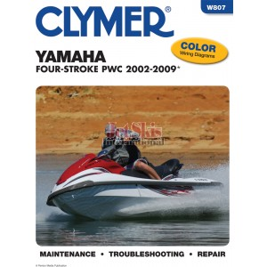 Yamaha 2002-2009 REPAIR MANUAL