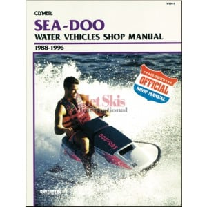 Sea-Doo 1988,-1996 REPAIR MANUAL