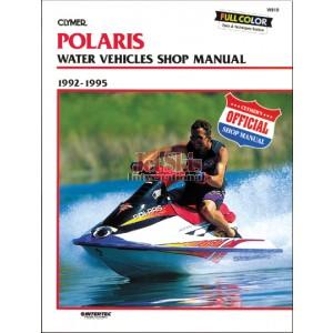 Polaris 1992, 1993, 1994, 1995 REPAIR MANUAL