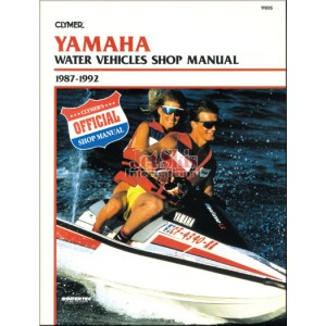 Yamaha 1987-1992 REPAIR MANUAL