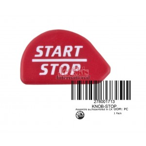 SEA DOO START/STOP BUTTON 278001713