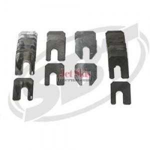Kawasaki Shim Pack JS440 /JS550 /X2 /650SX /Jetmate /TS /Ultra130 /900 ZXI /750 SS /SC /ST /SSXI