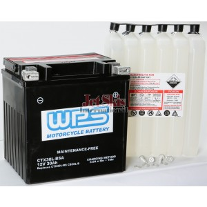 CTX30CL-B-BS 4-STROKE BATTERY MAINTENANCE FREE