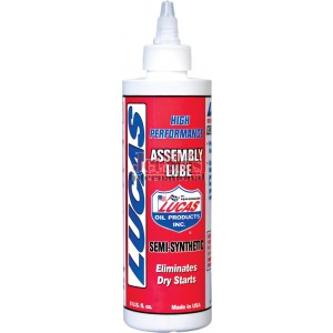 SEMI-SYNTHETIC ASSEMBLY LUBE 8 OZ