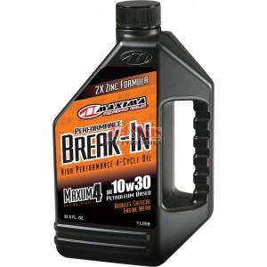 MAXUM 4 BREAK-IN HI-PERF. 4-CYCLE OIL 10W-30 1L