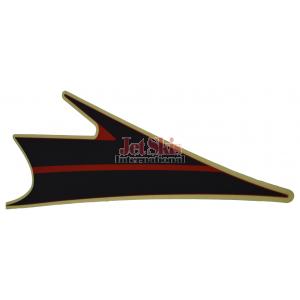 83606-HW3-670ZA Left Side Cover Stripe