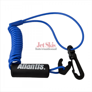 BLUE YAMAHA STOP SWITCH LANYARD
