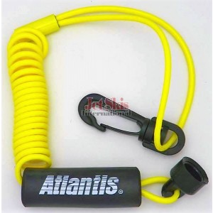 SEA DOO NON DESS SAFETY LANYARD YELLOW