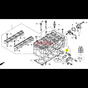 HONDA AQUATRAX PART# 91307-PK2-005 O-RING (9.5X1.5)
