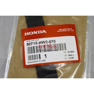 Honda Traction Tape 50715-HW3-670