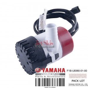 F1B-U8360-01-00 Yamaha Bilge Pump Assembly