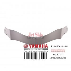 F1K-U2501-02-00 YAMAHA BOW GUNWALE - FRONT BUMPER