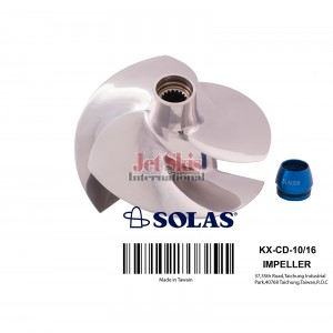 KAWASAKI ULTRA LX SOLAS IMPELLER KX-CD-10/16