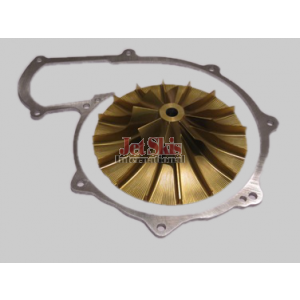Engine Tech Supercharger Wheel for 255-260 Sea Doo