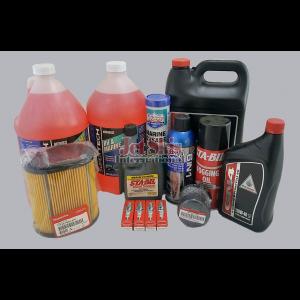 Over-Winter maintenance kit for Honda Turbo Watercraft