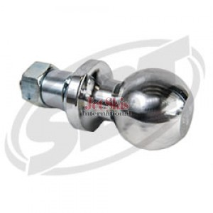 """Trailer Ball 1-7/ 8"""" With 1-1/2"""" Shaft"""