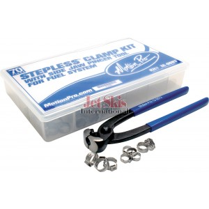 O-CLIP PINCER TOOL W/ 70PC CLAMPS