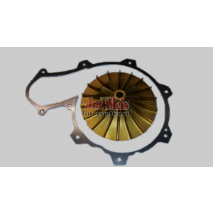Sea Doo GTX, RXP,RXT Supercharger wheel for high performance