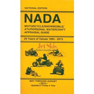 NADA APPRAISAL GUIDE 1995-Current