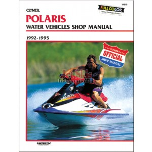 Polaris 1992, 1993, 1994, 1995 REPAIR MANUAL