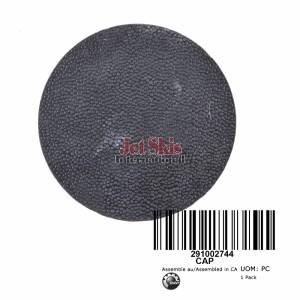 SEADOO 291002744 BLACK-PEWTER BUMBER CAP