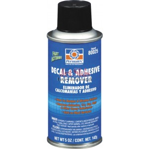 DECAL & ADHESIVE REMOVER 5OZ