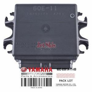 YAMAHA 60E-8591A-11-00 ENGINE CONTROL UNIT ECU
