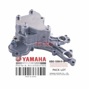 YAMAHA 6B6-13300-01-00 OIL PUMP ASSEMBLY