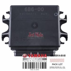 YAMAHA 6B6-8591A-00-00 ENGINE CONTROL UNIT ECU