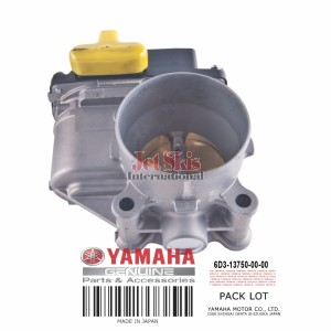 YAMAHA 6D3-13750-00-00 THROTTLE BODY ASSEMBLY